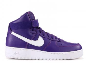 quality design 6a540 c7e8e Air Force 1 High Retro Quickstrike Purple White 823297-500