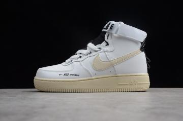 timeless design 9ddcc 3864e Nike Air Force 1 High Utility White Light Cream AJ7311-100