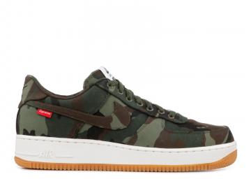 96ceceadba8aa Air Force 1 Low Premium 08 Nrg Supreme Cargo Baroque Khaki Blk Brown 573488 -330