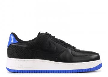 new product 927fb 53e8f Air Force 1 Premium 07 Hiroshi Royal Black Varsity 316892-001