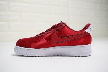 75440d57c7b9b Nike Air Force 1 Low '07 SE Red Velvet Casual Shoes AA0287-602