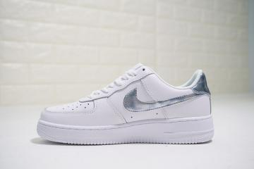 premium selection 28797 6126c Nike Air Force 1 Low GS White Royal Tint White 314219-131