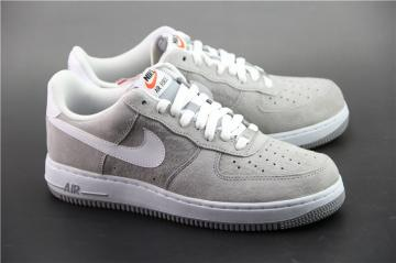 timeless design d8eb4 e3114 Nike Air Force 1 Suede Pack Wolf Grey White 488298-065
