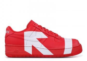hot sale online ce68e 7b85b W Nike Air Force 1 Af1 Upstep Lx University Red 898421-601