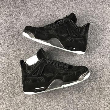 a0272fcdfad Nike Air Jordan IV 4 KAWS x Air Jordan 4 Sample Men Basketball Shoes