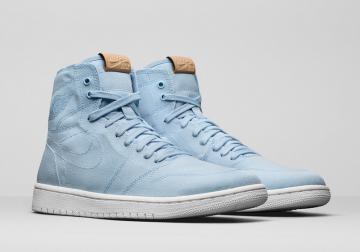 super popular fd787 533f7 Nike Air Jordan 1 Retro High Decon sky blue women basketball shoes  867338-425
