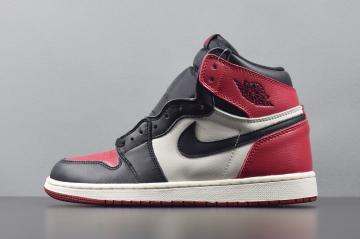 66f2e8f8a5a Nike Air Jordan 1 Retro High OG Black White Red 555088-610