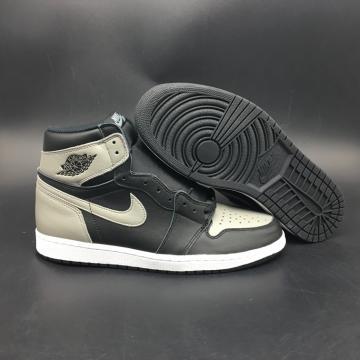 cd3efe312439af Nike Air Jordan I 1 Retro Men Basketball Shoes OG Shadow 555088-013