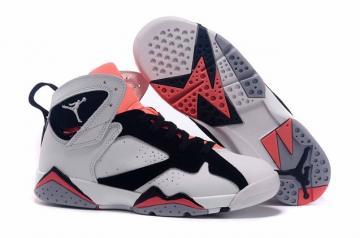 new product c27d9 fe28e Nike Air Jordan Retro 7 VII Hot Lava White Black 442960 106