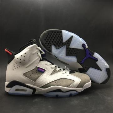 new product adfa8 127a7 Cspace Nike Air Jordan 6 Retro Flint Grey AJ6 CI3125-100