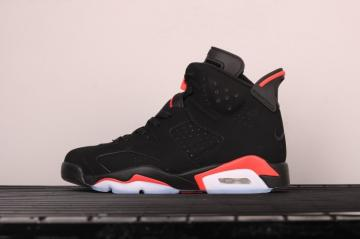 a575433b3a8f Nike Air Jordan 6 Retro Black Infrared 2019 384664-060