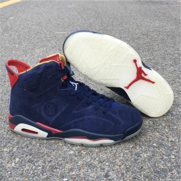 e2a957fa7fa0 Nike Air Jordan 6 Retro DB Doernbecher 392789-401