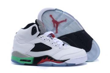 watch 633dc f28d1 Nike Air Jordan Retro 5 V Pro Stars DS White Infrared 23 136027 115