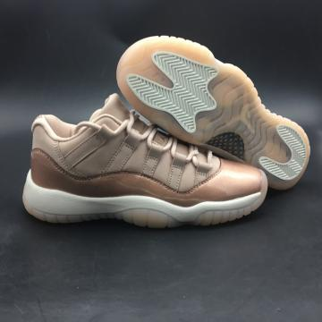 25288520a5ec Nike Air Jordan XI 11 LOW Rose Gold AH7860-105