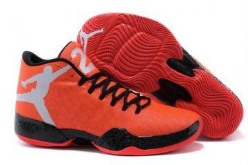228ddcf1c28 Nike Air Jordan 29 XX9 Infrared 23 White Black Supreme OG Men Shoes 695515  623