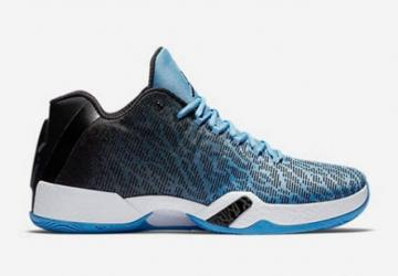 6b8bdb207e8 Nike Air Jordan XX9 Low UNC University Blue Mens Shoes 828051 401