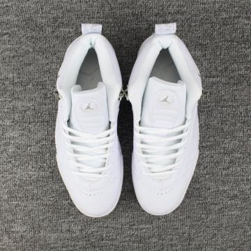 218e6ab641f Nike Air Jordan Jumpman Pro Air Jordan 12.5 Men Basketball Shoes White All  906876-100