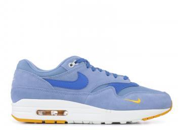 best sneakers 6b59b abdbe Nike Air Max 1 Premium Blue Mountain Work 875844-404