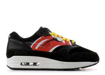hot sales 0d03f 2de93 Nike Air Max 1 Premium PSG Chrome Off White Black 875844-001A