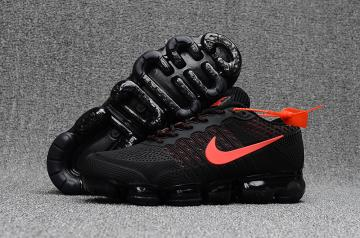 Nike Air Max 2018 Running Shoes KPU Men Black Orange 849558-008 d8898c6707