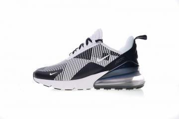 ae0ee06a9a Nike Air Max 270 Black Grey White Ice Blue AO1023-993
