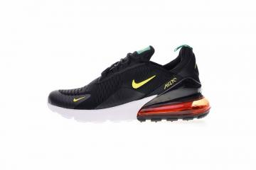 c759795f2b Nike Air Max 270 FIFA World Cup Brazil Black Green Yellow AH8050-112