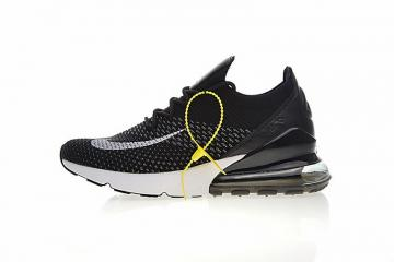 6c415b80c6 Nike Air Max 270 Flyknit Black White Anthracite AH8050-015