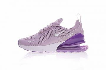 new styles a98c4 8a08f Nike Air Max 270 Flyknit Lavender Purple White Light Violet AH8050-510