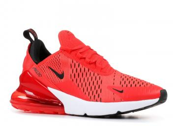 d98b23f5a4cf Nike Air Max 270 GS Habanero Red Habanero White Black Red 943345-600