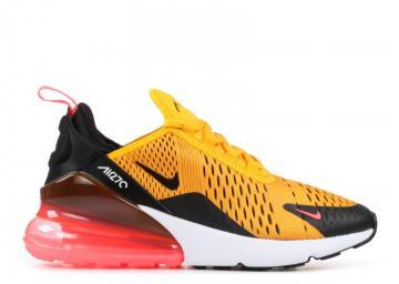 f4d236e1afe5 Nike Air Max 270 GS University Black Gold 943345-700