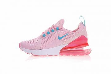 new style f022a 042b0 Nike Air Max 270 Peach Blossom Womens Athletic Shoes AH8050-650