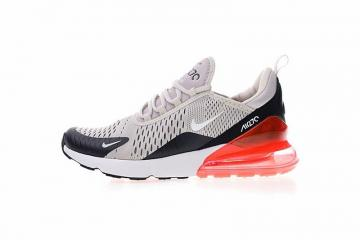 6a11433487 Nike Air Max 270 Pinky White Grey Athletic Shoes AH8050-026