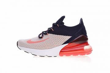 a1dcc325b5 Nike Air Max 270 White Navy Crimson Sneakers AH8050-006