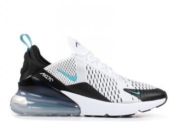 Nike Air Max 270 GS Cactus Dust White Cactus Black Kids Shoes 943345-101 7583e7d97