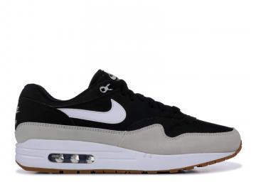 the latest 6f641 61cb5 Nike Air Max 1 Black Light Bone White AH8145-009