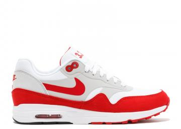 separation shoes 6384c dcb08 W Nike Air Max 1 Ultra 2.0 Le Air Max Day Unversity White Red 908489-101
