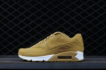 best service 91983 e6237 Nike Air Max 90 New Brown White Light Classic 881105-200