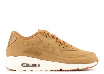 official photos c2112 d9be6 Air Max 90 Ultra 2.0 Ltr Med Sail Flax Gum Brown 924447-200