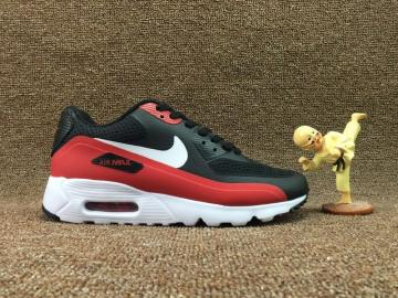 sports shoes fa7d2 a05d4 Nike Air Max 90 Ultra 2 Essential Red Black White Grey University 819474-002