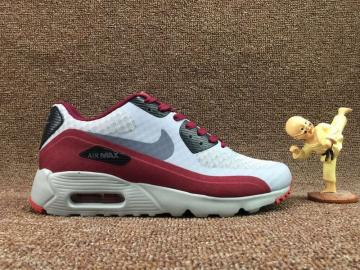 quality design ee755 19a43 Nike Air Max 90 Ultra 2 Essential Red White Black Classic 819474-012