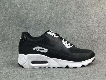 Nike Air Max 90 Ultra Essential Black White University 819474-001 d3479f426