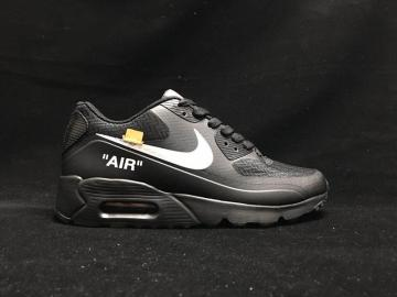 new style 14d2c 7252a Off White Nike Air Max 90 Black Release Date AA7293-001