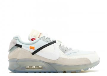 810d7b62f3 The 10 Nike Air Max 90 Off White Muslin White Sail AA7293-100