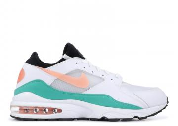 Nike Air Max 93 Watermelon Green Crimson Bliss White Kinetic Black  306551-105 99f0023b8