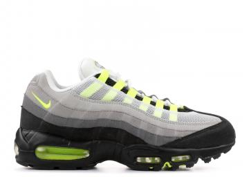 2f35b8dace Air Max 95 2008 Release Neon Grey Yellow Cool 609048-072