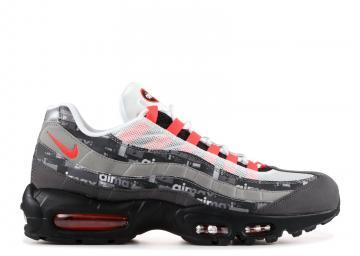 check out 1f8f1 025d5 Nike Air Max 95 Prnt Crimson Bright Black AQ0925-002