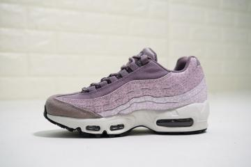 Nike WMNS Air Max 95 Premium Purple Smoke White 807443-502 e19c7dff7