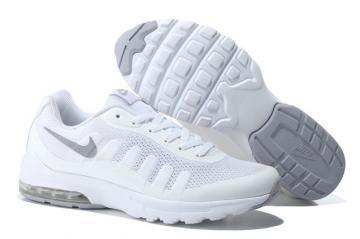 a0daf625aa Nike Air Max Invigor Print Men Training Running Shoes White Silver  749866-100