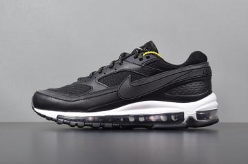 new style 06219 81600 Nike Air Max 97 BW x Skepta Black White AO2113-001