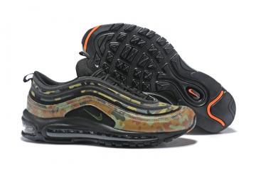 78a9e0113f Nike Air Max 97 Premium QS Country Camo Japan Army Green Black AJ2614-203